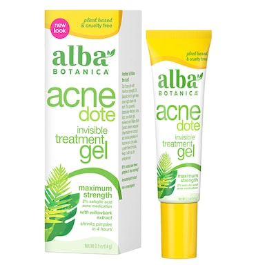 Alba Botanica Acne Invisible Treatment Gel 14g