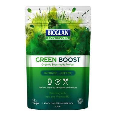 Bioglan Organic Green Boost Powder 70g