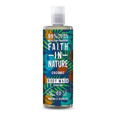 Faith in Nature Coconut Body Wash 400ml