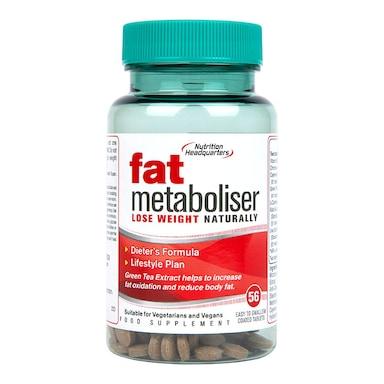 Nutrition Headquarters Fat Metaboliser 56 Tablets