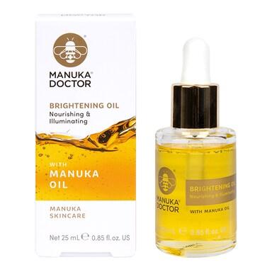 Manuka Doctor Brightening Facial Oil 25ml