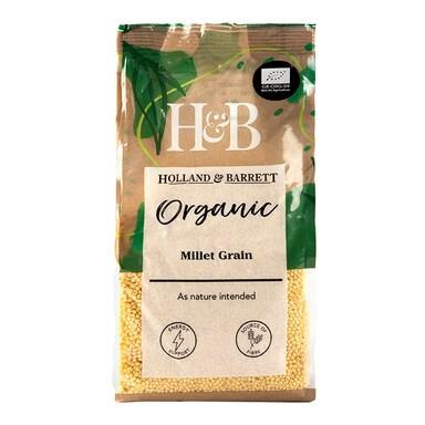 Holland & Barrett Organic Millet Grain 500g