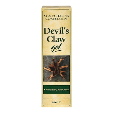 Holland & Barrett Devils Claw Gel 80ml