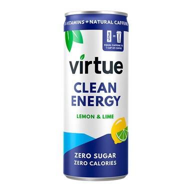 Virtue Clean Energy Lemon & Lime 250ml