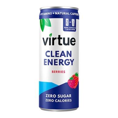 Virtue Clean Energy Berries 250ml