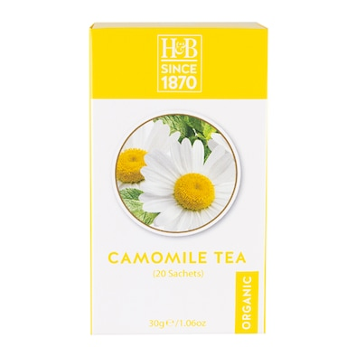 Holland & Barrett Organic Camomile Tea 30g