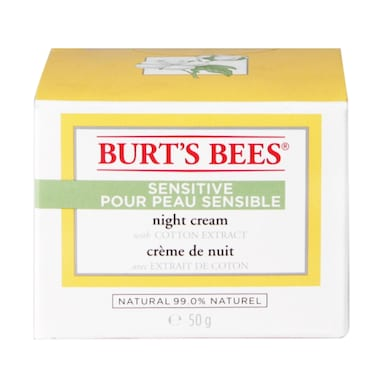 Burt's Bees Sensitive Night Cream 50g