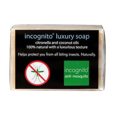 Incognito Luxury Citronella Soap 100g