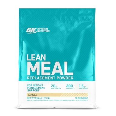 Optimum Nutrition Lean Meal Replacement Powder Vanilla 918g