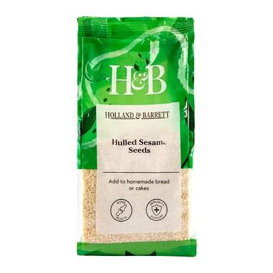 Holland & Barrett Hulled Sesame Seeds 300g