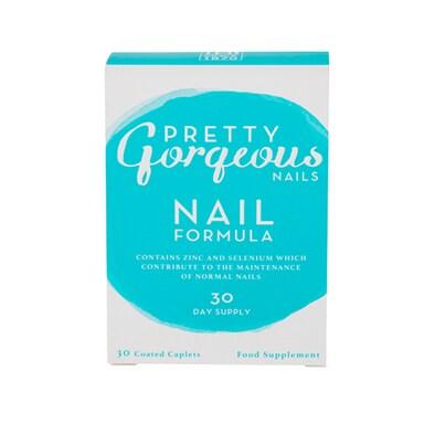 Pretty Gorgeous Nail Formula 30 Caplets