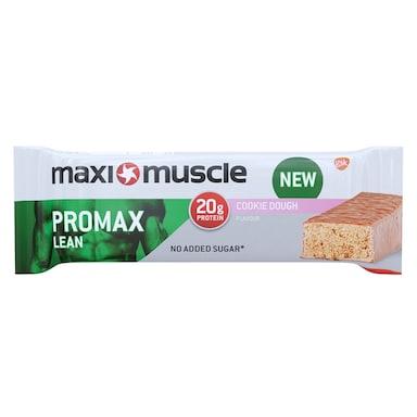 MaxiMuscle Promax Bar Lean Cookie Dough 60g