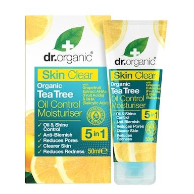 Dr Organic Skin Clear Oil Control Moisturiser 50ml