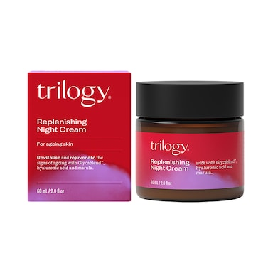 Trilogy Age Proof Replenishing Night Cream 60ml