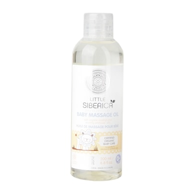 Little Siberica Baby Massage Oil 200ml