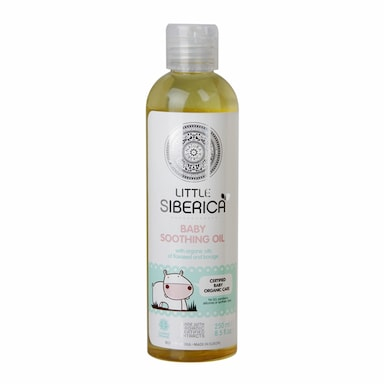 Little Siberica Baby Soothing Oil 250ml