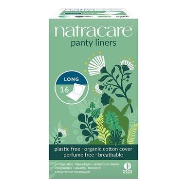 Natracare Natural Organic Panty Liners Long