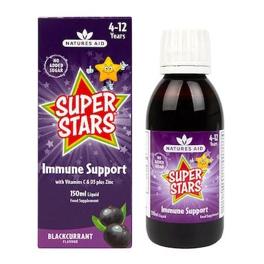 Nature's Aid Kidz Immune Liquid 150ml