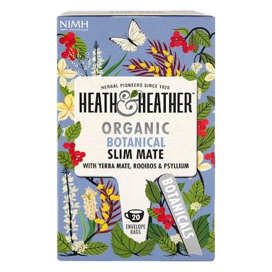 Heath & Heather Organic Slim Tea 20 Tea Bags