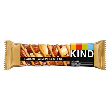 KIND Caramel Almond & Sea Salt Bar 40g