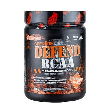 Grenade Defend BCAA Strawberry Mango 390g