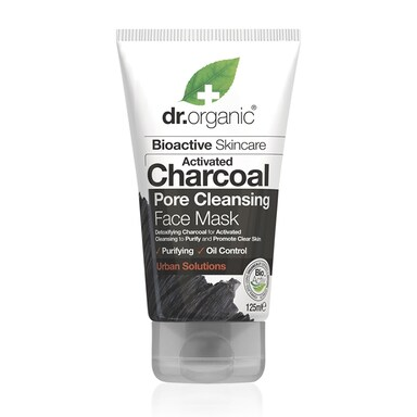 Dr Organic Charcoal Face Mask 125ml