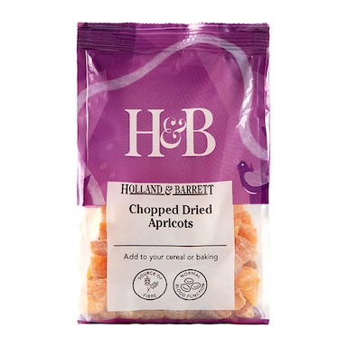 Holland & Barrett Chopped Dried Apricots 225g
