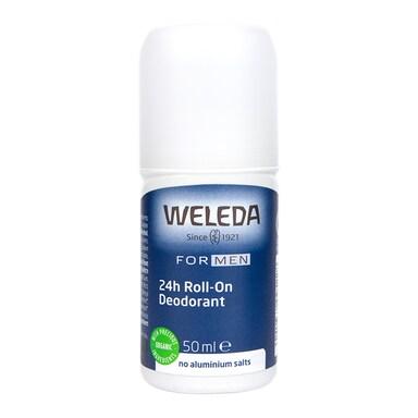 Weleda Mens 24h Roll On Deodorant 50ml