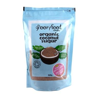 The Groovy Food Company Organic Coconut Sugar 500g