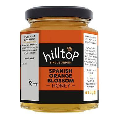 Hilltop Honey Orange Blossom Honey 227g