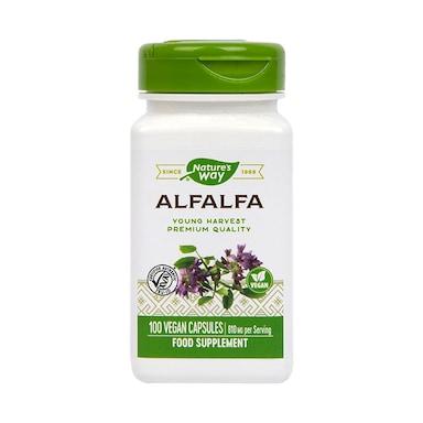 Nature's Way Alfalfa 100 Capsules