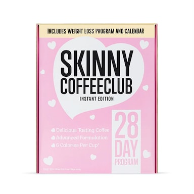 Skinny Coffee Club 28 Day Program Instant Edition