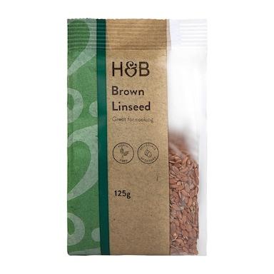 Holland & Barrett Brown Linseed 125g