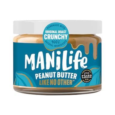 Manilife Original Peanut Butter 295g