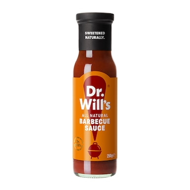 Dr Will's BBQ Sauce 250g