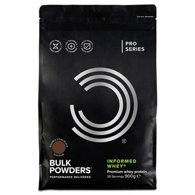 Bulk Powders Informed Whey Double Chocolate 900g