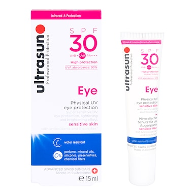 Ultrasun Eye Mineral Sun Protection SPF30 15ml