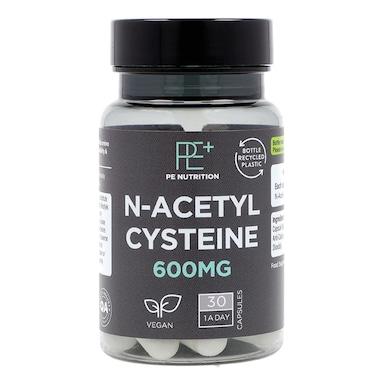 Holland & Barrett N-Acetyl Cysteine 600mg 30 Capsules