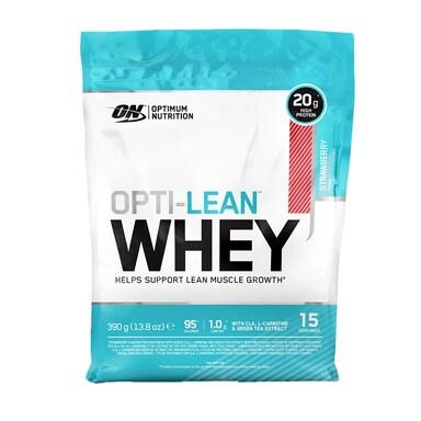 Optimum Nutrition Opti-Lean Whey Powder Strawberry 390g