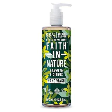 Faith In Nature Seaweed & Citrus Hand Wash 400ml
