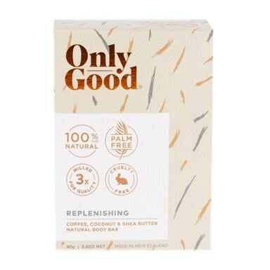 Only Good Replenishing Body Bar 80g