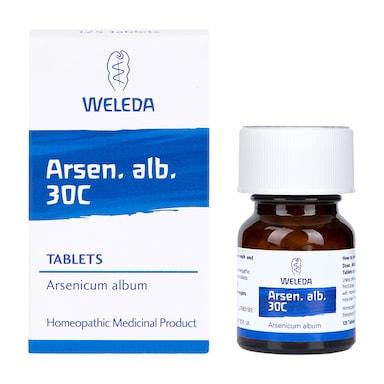 Weleda Arsen Alb 30c 125 Tablets