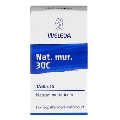 Weleda Nat. Mur 30c 125 Tablets