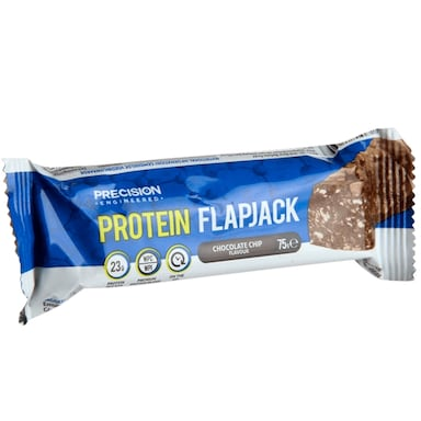 Precision Engineered Protein Flapjack Chocolate Chip 75g Bar