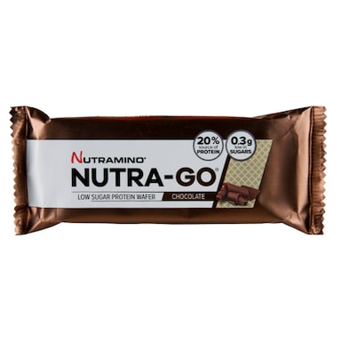 Nutramino Nutra-Go Protein Wafer Chocolate 39g