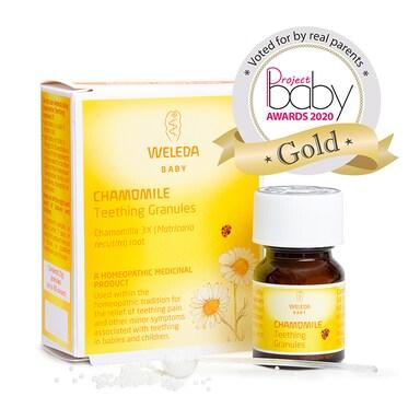 Weleda Chamomilla Granules 15g