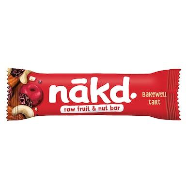 Nakd Raw Fruit & Nut Bar Bakewell Tart 35g