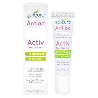 Salcura Antiac Activ Gel Serum 15ml