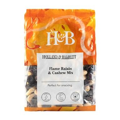 Holland & Barrett Flame Raisin & Cashew Mix 1000g