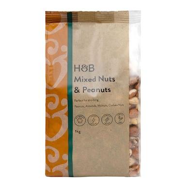 Holland & Barrett Mixed Nuts & Peanuts 1kg